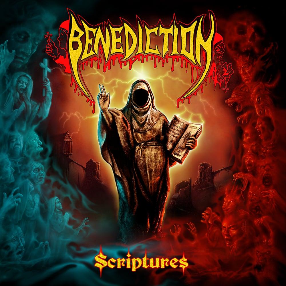 Benediction Scriptures
