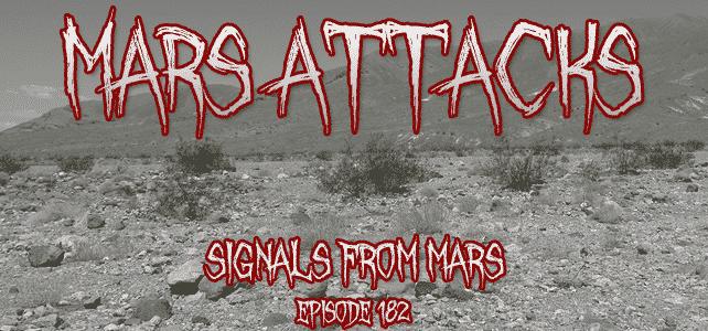 Signals From Mars October 9 2020